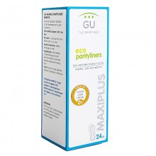 Organic Maxi plus panty liners