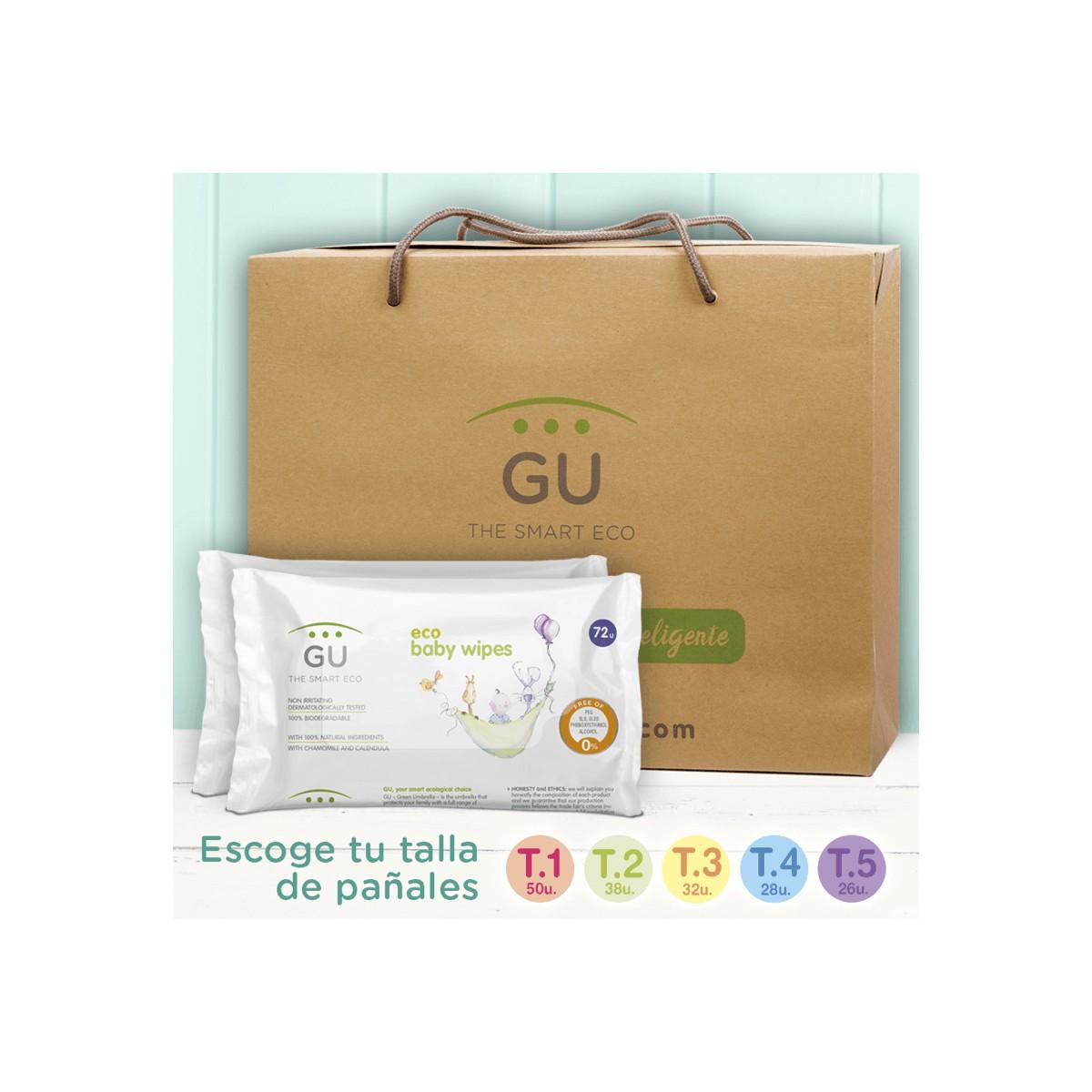 Pack Higiene infantil + Pañales