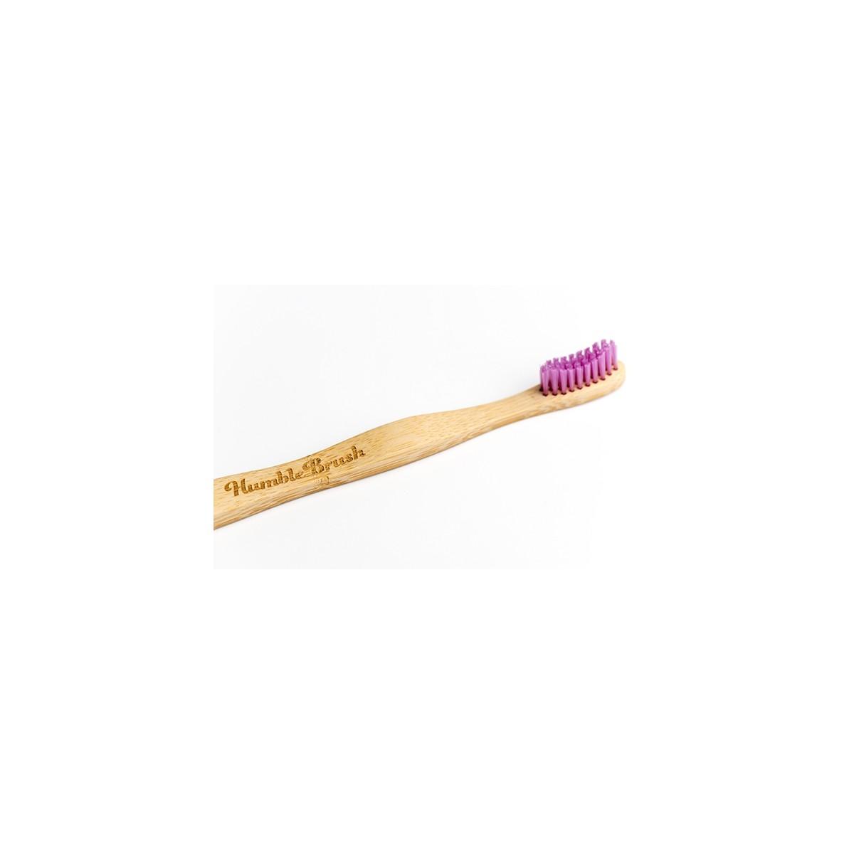 Cepillo de dientes solidario para adulto - Blanco