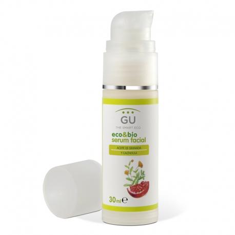 Serum facial ecológico con ácido hialurónico