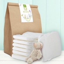 GU Eco Diapers. Tested as non-irritating. S2/10u.