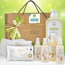 Welcome Baby Organic Basket. Non-toxic!