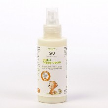 Organic cream for diaper change. With Shea Butter and Zinc Oxide.