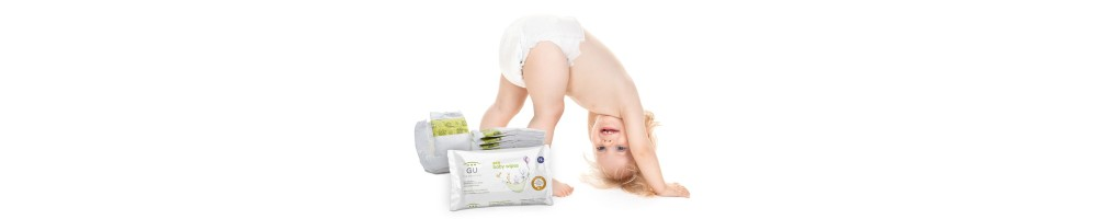 Diapers and wipes